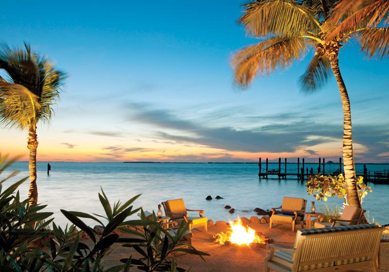 A Romantic Hideaway Road Trip: Little Palm Island, Florida