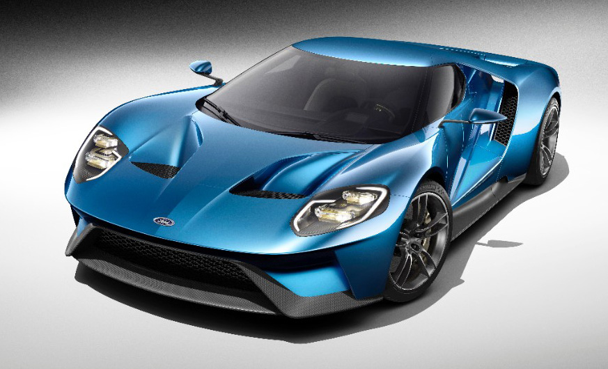 The  Hp Ford Gt