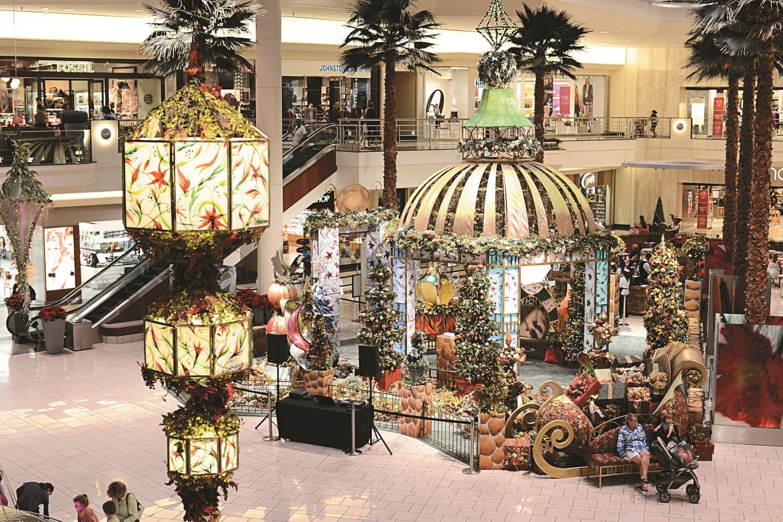 Palm Beach Gardens Mall Santa 6