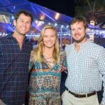 Carter Taylor and Megan Ford Taylor, Joe Morin