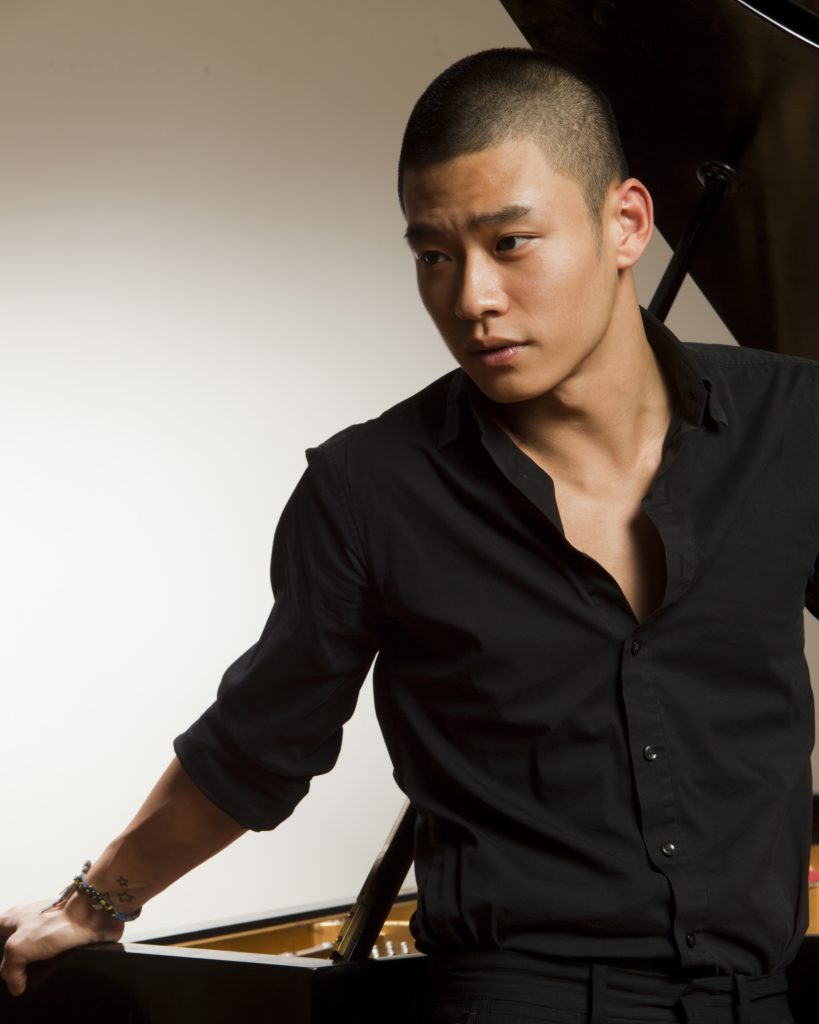 Pianist Ji