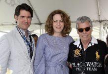 Terry and Lauren Duffy, Neil Hirsch
