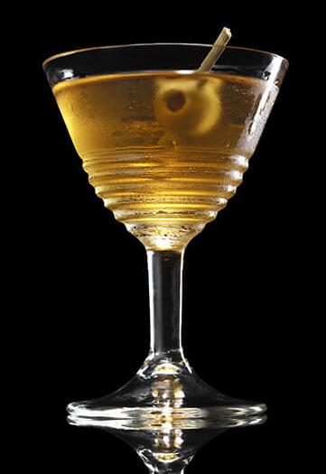 The Irish Cocktail - St. Patrick's Day cocktail recipe from Jameson Irish Whiskey - Harry Johnson's Bartenders' Manual
