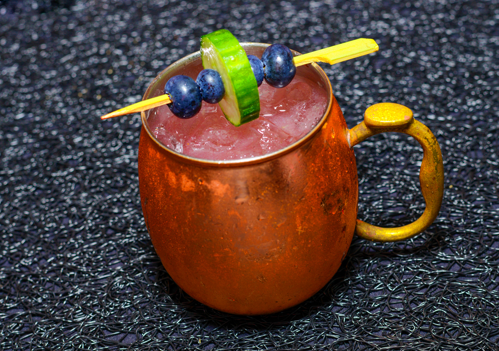 Craft Bar Kitchen Moscow Mule