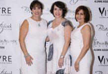 Natalie Alvarez, Gina Sabean, Jacqueline Quintana