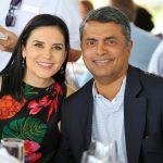 Mari and Ashwin Vasan