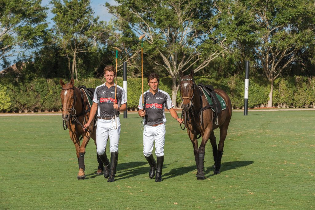 International Polo Club Palm Beach Welcomes U S  Polo