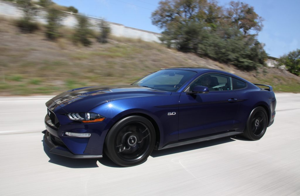 Pony Express: Ford's New Mustang GT 5 0 | Palm Beach Illustrated