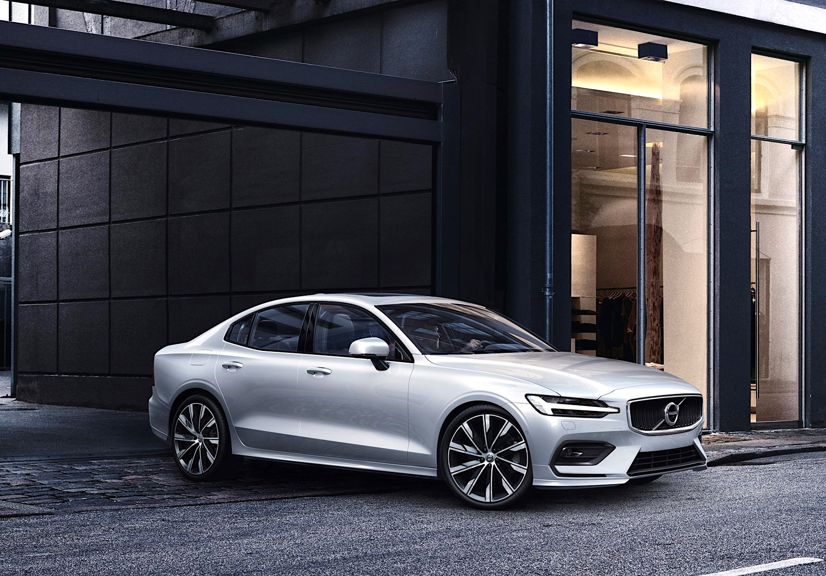 2019 Built-in-America Volvo S60 is one sweet Swede | Palm
