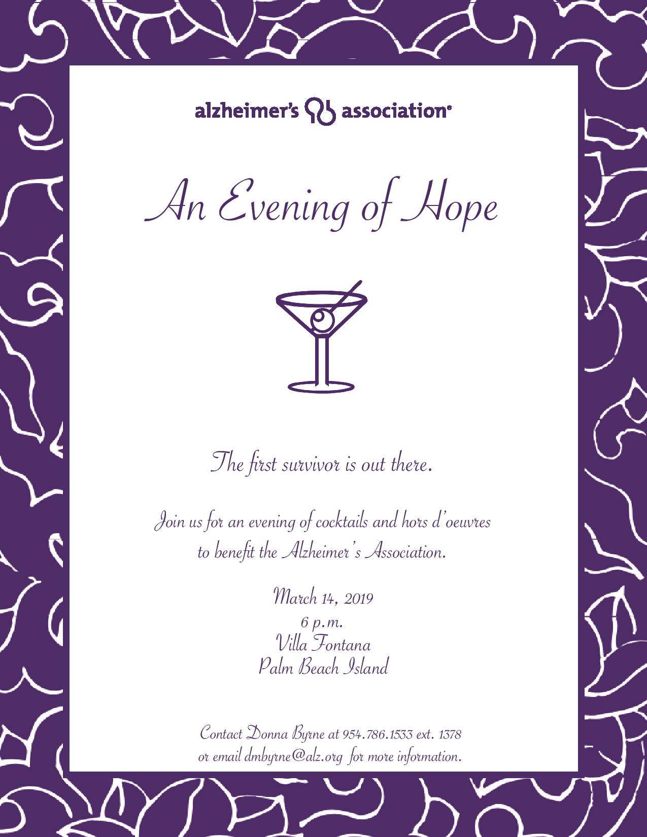 An Evening of Hope | Palm Beach Illustrated