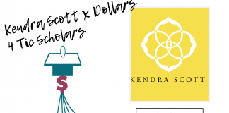 """Dollars 4 Tic Scholars """"Kendra Gives Back"""" Event"""