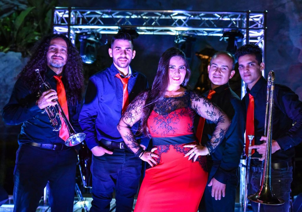 Catabella & the Latin Band