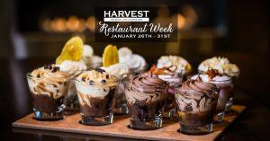 Harvest Restaurant Week Returns!