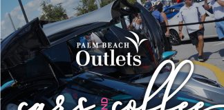 Palm Beach Outlets Presents Cars & Coffee 2020
