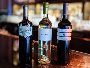 4-Course Wine Pairing Dinner at Casa D'Angelo
