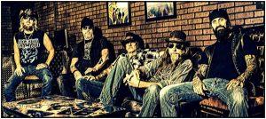 Clematis by Night: Southern Blood (Southern Rock)