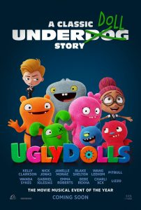Screen on the Green: Ugly Dolls