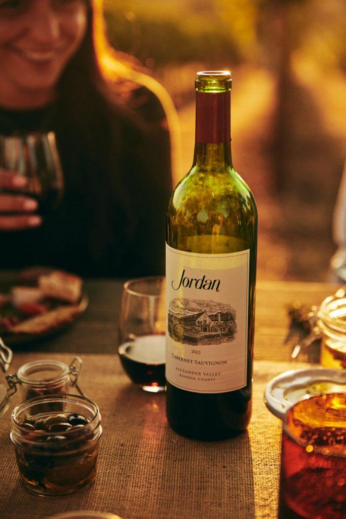 Jordan Vineyard & Winery Cabernet Sauvignon, 2015 vintage