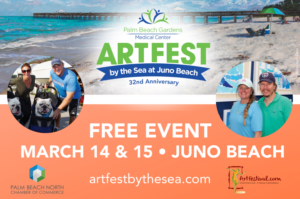 Artfest By The Sea Palm Beach Ilrated
