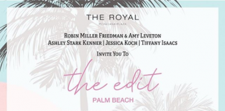the edit x Palm Beach