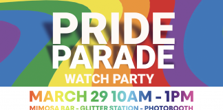 Palm Beach Pride Parade Watch Party