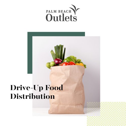 Palm Beach Outlets to Serve as Feeding South Florida Distribution Center