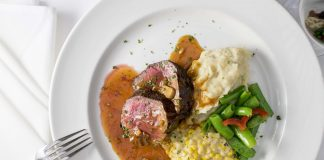 Mother's Day at III Forks Steakhouse