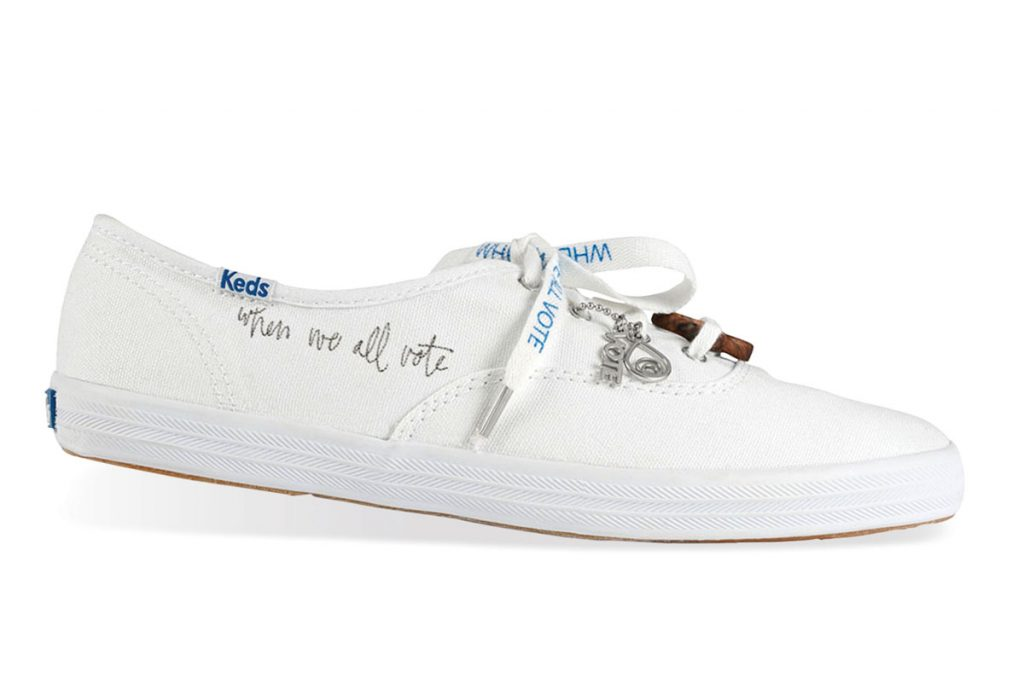 Brother Vellies x Keds Vote Shoe
